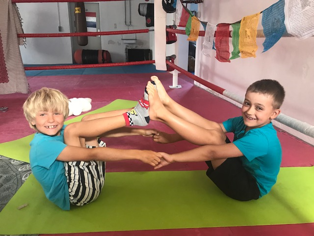 Yoga Boys